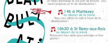 Déambulation musicale 27/09