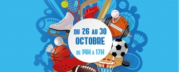 Les aprems' sportives GERBEVILLER 26-31 oct