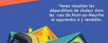Balade thermographique - Mont sur Meurthe